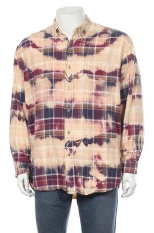 Мъжка риза, Размер XXL, Цвят Многоцветен, Памук, Цена 36,00лв.