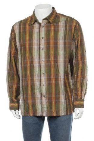 Мъжка риза Angelo Litrico, Размер XL, Цвят Многоцветен, Памук, Цена 13,23лв.