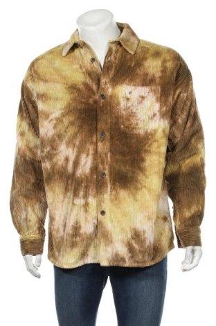 Мъжка риза BDG, Размер S, Цвят Многоцветен, Памук, Цена 19,59лв.