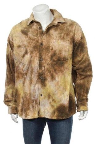 Cămașă de bărbați BDG, Mărime M, Culoare Multicolor, Bumbac, Preț 182,57 Lei