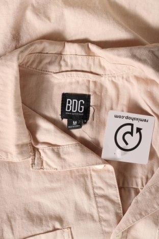 Мъжка риза BDG, Размер M, Цвят Розов, Памук, Цена 17,57лв.