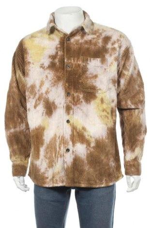 Мъжка риза BDG, Размер S, Цвят Многоцветен, Памук, Цена 16,64лв.