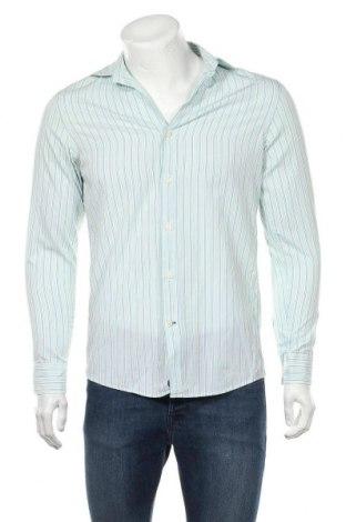 Ανδρικό πουκάμισο Banana Republic, Μέγεθος S, Χρώμα Μπλέ, Βαμβάκι, Τιμή 16,70€