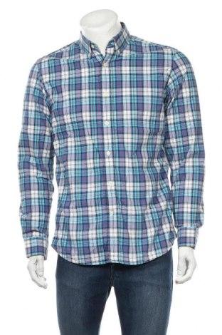 Ανδρικό πουκάμισο Banana Republic, Μέγεθος M, Χρώμα Πολύχρωμο, Βαμβάκι, Τιμή 16,70€