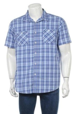 Мъжка риза Ben Sherman, Размер XXL, Цвят Син, 60% памук, 40% полиестер, Цена 31,92лв.
