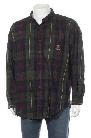 Мъжка риза Chaps, Размер XXL, Цвят Многоцветен, Памук, Цена 52,00лв.