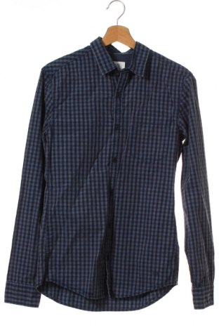 Мъжка риза Q/S by S.Oliver, Размер S, Цвят Син, Памук, Цена 47,40лв.