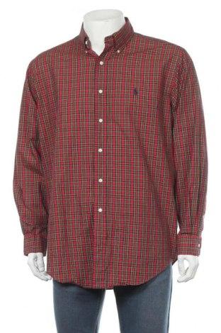 Мъжка риза Ralph Lauren, Размер L, Цвят Многоцветен, Памук, Цена 139,00лв.
