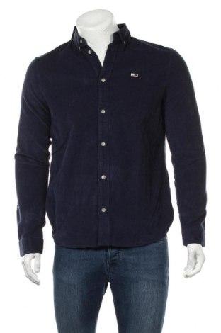 Мъжка риза Tommy Hilfiger, Размер S, Цвят Син, Памук, Цена 61,92лв.