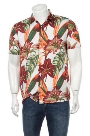 Ανδρικό πουκάμισο Topman, Μέγεθος S, Χρώμα Πολύχρωμο, Βισκόζη, Τιμή 22,81€