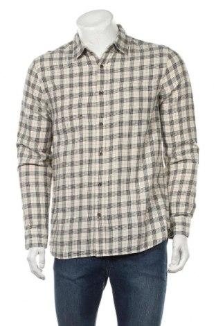 Ανδρικό πουκάμισο Topman, Μέγεθος M, Χρώμα Εκρού, Βαμβάκι, Τιμή 20,10€