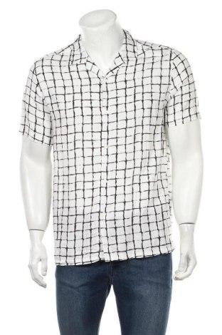 Pánská košile  Topman, Velikost M, Barva Bílá, Viskóza, Cena  368,00Kč