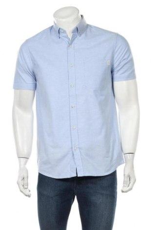 Pánská košile  Topman, Velikost S, Barva Modrá, 98% bavlna, 2% elastan, Cena  324,00Kč