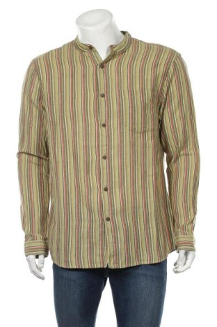 Мъжка риза Urban Outfitters, Размер L, Цвят Многоцветен, Памук, Цена 59,25лв.
