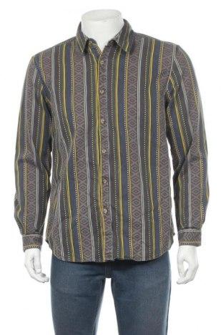 Мъжка риза Urban Outfitters, Размер S, Цвят Многоцветен, Памук, Цена 64,00лв.
