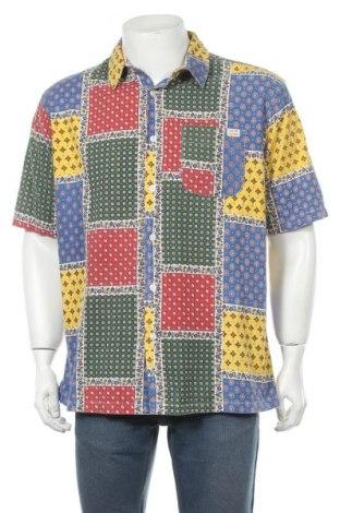 Мъжка риза Urban Outfitters, Размер M, Цвят Многоцветен, Памук, Цена 79,00лв.