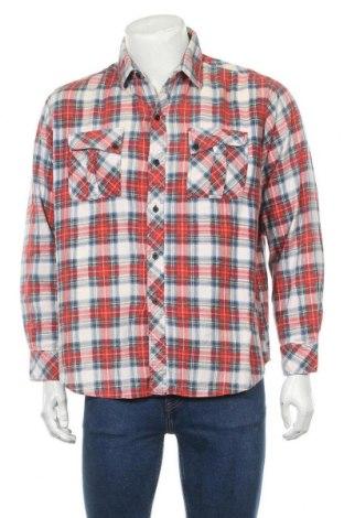 Мъжка риза Urban Outfitters, Размер L, Цвят Многоцветен, Цена 16,17лв.