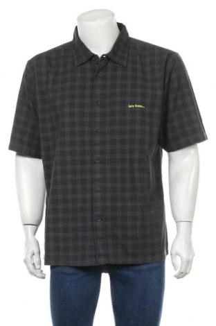 Мъжка риза Urban Outfitters, Размер M, Цвят Сив, Памук, Цена 6,98лв.