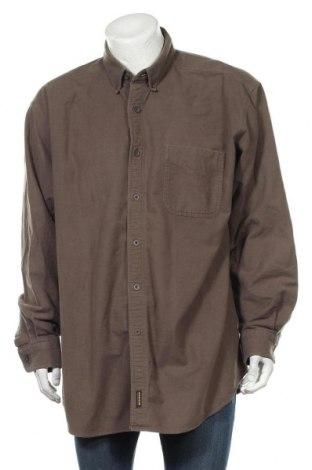 Мъжка риза Woolrich, Размер XL, Цвят Зелен, Памук, Цена 105,12лв.