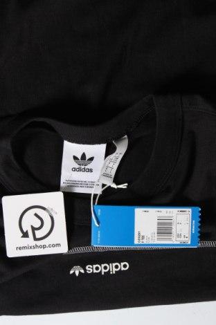 Мъжка тениска Adidas Originals, Размер L, Цвят Черен, Памук, Цена 51,75лв.