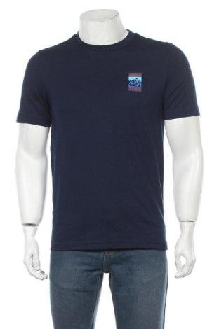Tricou de bărbați Adidas Originals, Mărime S, Culoare Albastru, Bumbac, Preț 170,23 Lei