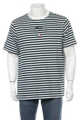 Tricou de bărbați Fila, Mărime XL, Culoare Multicolor, Bumbac, Preț 103,62 Lei