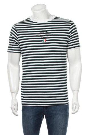 Tricou de bărbați Fila, Mărime S, Culoare Multicolor, Bumbac, Preț 145,56 Lei