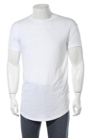 Ανδρικό t-shirt Topman, Μέγεθος M, Χρώμα Λευκό, 50% πολυεστέρας, 50% βισκόζη, Τιμή 16,24€