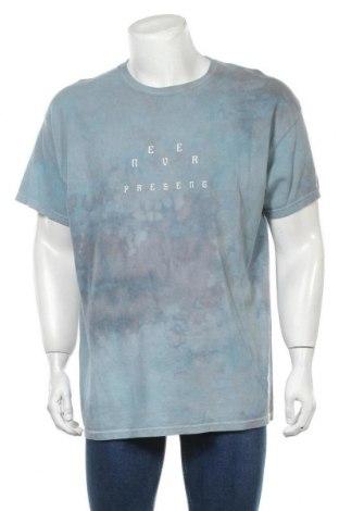 Мъжка тениска Urban Outfitters, Размер M, Цвят Син, Памук, Цена 38,35лв.