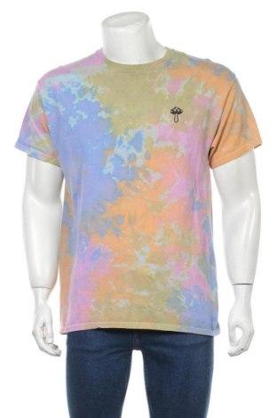 Мъжка тениска Urban Outfitters, Размер S, Цвят Многоцветен, Памук, Цена 48,30лв.