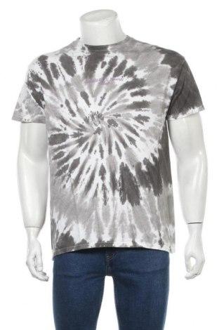 Мъжка тениска Urban Outfitters, Размер S, Цвят Сив, Памук, Цена 38,35лв.