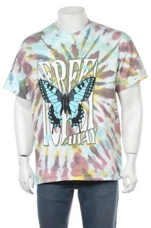 Мъжка тениска Urban Outfitters, Размер M, Цвят Многоцветен, Памук, Цена 51,75лв.
