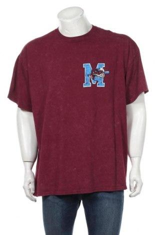 Мъжка тениска Urban Outfitters, Размер L, Цвят Червен, Памук, Цена 44,25лв.