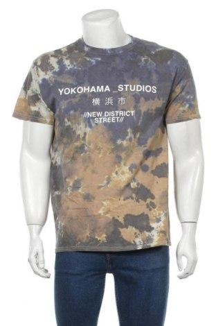 Мъжка тениска Urban Outfitters, Размер S, Цвят Многоцветен, Памук, Цена 69,00лв.