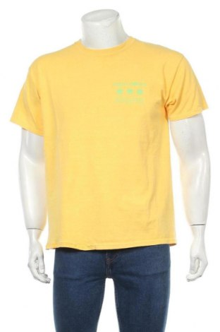 Pánské tričko  Urban Outfitters, Velikost S, Barva Žlutá, Bavlna, Cena  255,00Kč