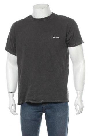 Мъжка тениска Urban Outfitters, Размер S, Цвят Сив, Памук, Цена 23,60лв.