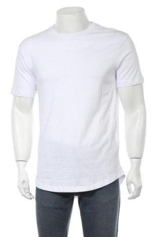 Ανδρικό t-shirt Zara, Μέγεθος M, Χρώμα Λευκό, Βαμβάκι, Τιμή 12,06€