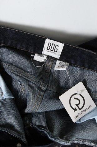Мъжки дънки BDG, Размер M, Цвят Син, Памук, Цена 25,64лв.