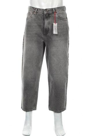Мъжки дънки BDG, Размер M, Цвят Сив, Памук, Цена 23,18лв.