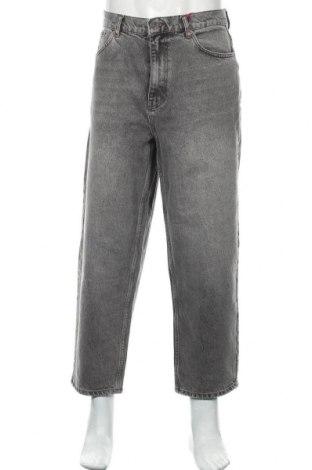 Мъжки дънки BDG, Размер L, Цвят Сив, Памук, Цена 23,18лв.
