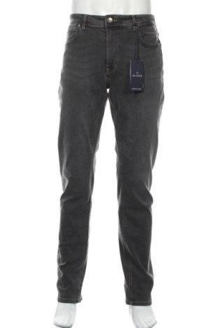 Мъжки дънки Paul Hunter, Размер L, Цвят Сив, 98% памук, 2% еластан, Цена 36,57лв.