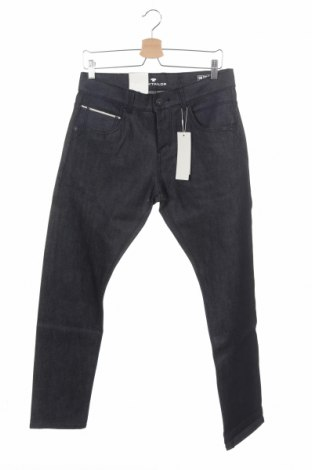 Blugi de bărbați Tom Tailor, Mărime S, Culoare Albastru, 98% bumbac, 2% elastan, Preț 46,84 Lei