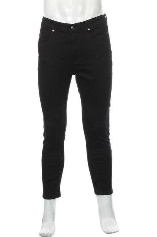 Pánské džíny  Zara, Velikost L, Barva Černá, 98% bavlna, 2% elastan, Cena  710,00Kč