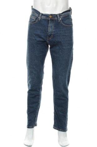Pánské džíny  Zara, Velikost L, Barva Modrá, 98% bavlna, 2% elastan, Cena  797,00Kč