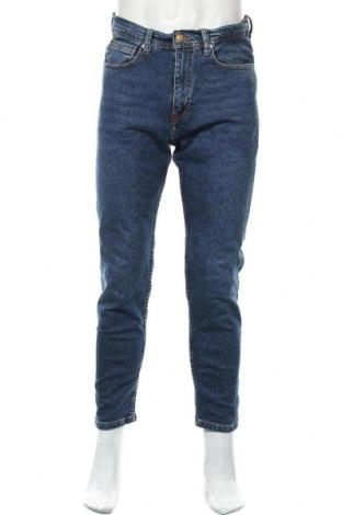 Pánské džíny  Zara, Velikost M, Barva Modrá, 98% bavlna, 2% elastan, Cena  710,00Kč