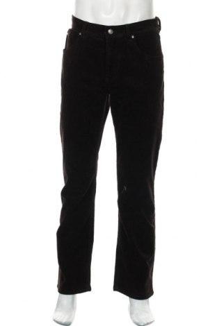Pánské manšestráky  A.W.Dunmore, Velikost M, Barva Černá, 98% bavlna, 2% elastan, Cena  399,00Kč