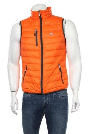 Pánská vesta  Elevate, Velikost M, Barva Oranžová, Polyamide, peří, Cena  894,00Kč
