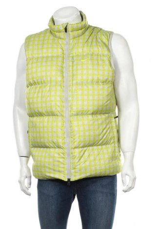 Pánská vesta  Nike, Velikost L, Barva Zelená, Polyamide, peří, Cena  1030,00Kč