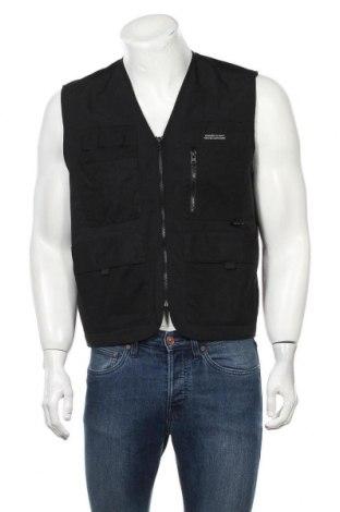 Ανδρικό γιλέκο Urban Outfitters, Μέγεθος S, Χρώμα Μαύρο, 100% πολυαμίδη, Τιμή 34,41€