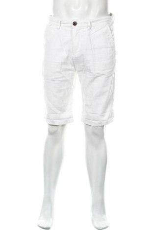 Pantaloni scurți de bărbați Esprit, Mărime M, Culoare Alb, Preț 40,79 Lei